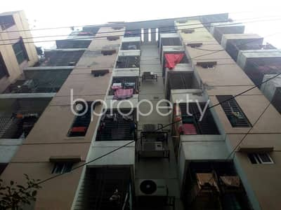 3 Bedroom Flat for Sale in Badda, Dhaka - Visit This Apartment For Sale In Middle Badda Near Udayan Ideal School & College.
