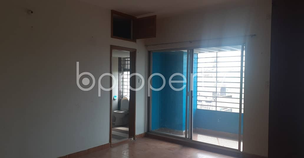 Grab This 2269 Sq Ft Flat Up For Sale In Foy's Lake Approach Road Near Foy's Lake Jame Mosque
