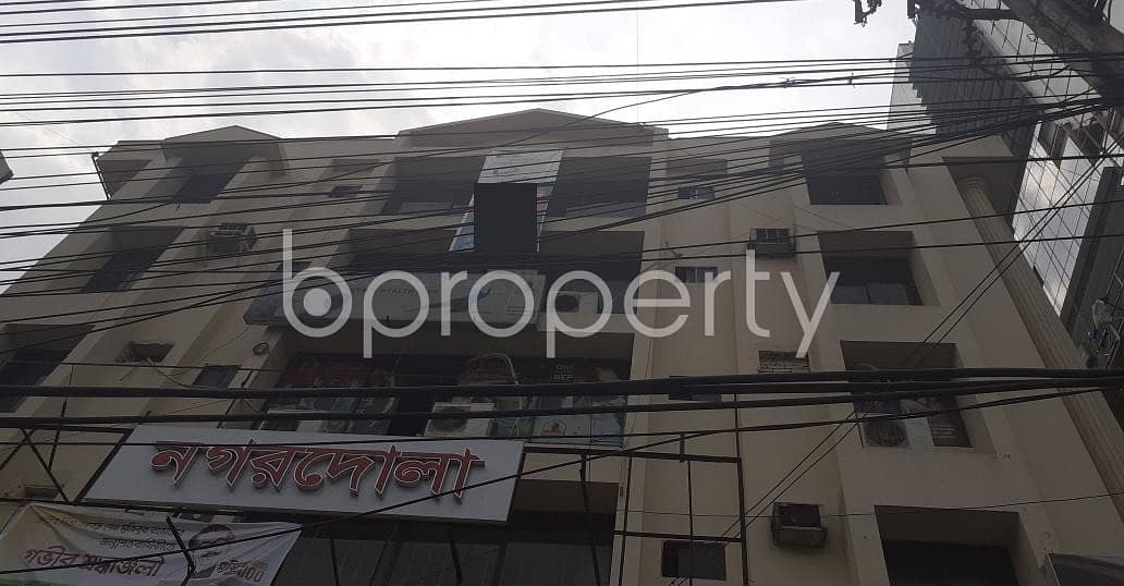 1350 Sq. Ft Commercial Space For Rent In Dhanmondi Near Metro Shopping Mall