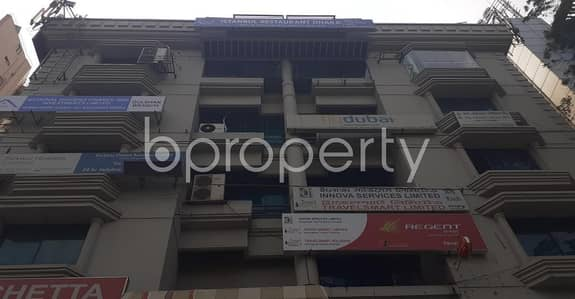 Office for Rent in Gulshan, Dhaka - A Business Space Is Up For Rent In The Location Of Gulshan Near Embassy Of North Korea
