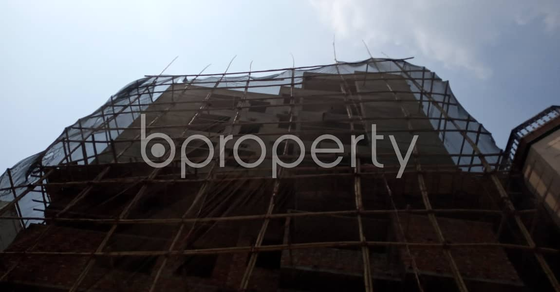 Grab This 1250 Sq Ft Flat Up For Sale In Mousumi R/a.