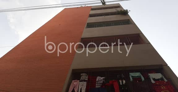 2 Bedroom Apartment for Sale in Dakshin Khan, Dhaka - Check This 750 Sq. Ft Apartment Up For Sale In Madhya Ajampur Near Baitul Ma'mur Tara Masjid