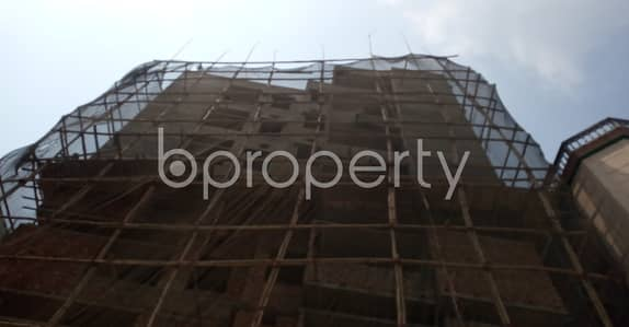 3 Bedroom Flat for Sale in Double Mooring, Chattogram - At Mousumi Residential Area A Nice Flat Up For Sale.