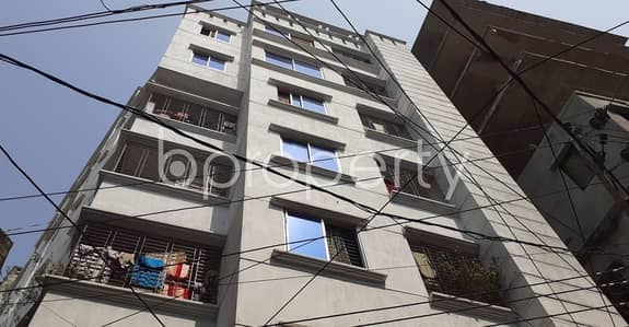 A 2 Bedroom Apartment Is Up For Rent At Tongi Near Kather Pul Mosjid