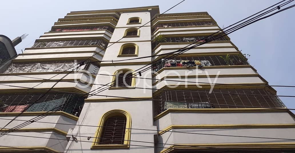 Your Desired Large 2 Bedroom Home In Tongi Bazar Close To Baitul Mamur Jame Mosjid Is Now Vacant For Rent.