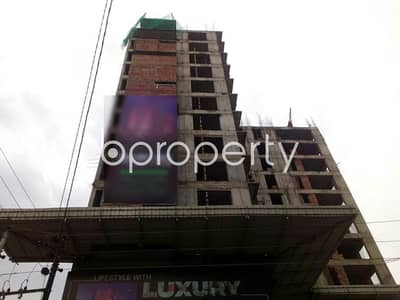 Office for Rent in Mirpur, Dhaka - Rent This 437 Sq Ft, Office At Section 5 Mirpur, Neighboring Southeast Bank Limited