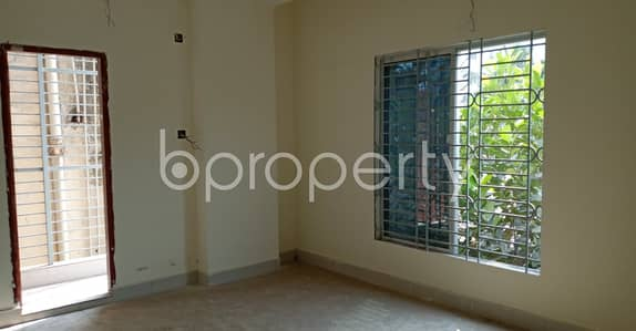 Well-constructed 1495 Sq Ft Apartment Is Ready For Sale At Nasirabad Housing Society Nearby Shyamoli Ideal Polytechnic Institute
