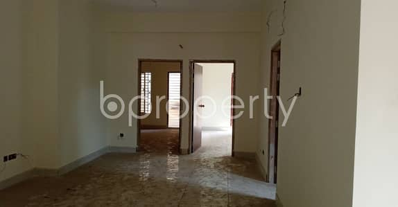 3 Bedroom Apartment for Sale in Muradpur, Chattogram - Close To Sunshine Grammar School & College, An Apartment For Sale Is Available In Nasirabad Housing Society.