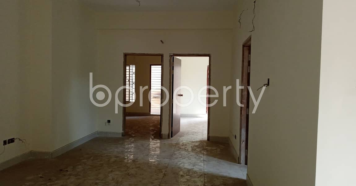 Close To Sunshine Grammar School & College, An Apartment For Sale Is Available In Nasirabad Housing Society.