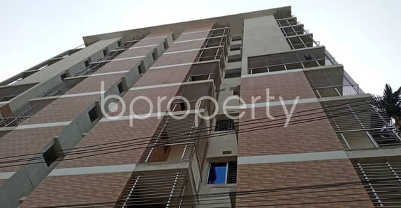This Flat In Nasirabad Housing Society With A Convenient Price Is Up For Sale