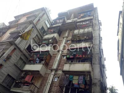 2 Bedroom Flat for Rent in Bashabo, Dhaka - 800 Sq. Ft. Properly Constructed Flat For Rent In Middle Bashabo Near Basabo Bou Bazar