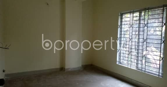 3 Bedroom Apartment for Sale in Muradpur, Chattogram - A Beautiful Apartment Is Up For Sale Covering An Area Of 1490 Sq Ft At Nasirabad Housing Society.