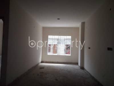 বিক্রয়ের জন্য BAYUT_ONLYএর ফ্ল্যাট - মিরপুর, ঢাকা - 1250 Sq. Ft. flat is now up for sale located near to Pirerbag Jame Masjid in Pirerbag