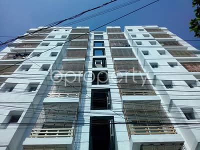 3 Bedroom Apartment for Sale in Bagichagaon, Cumilla - 1350 Sq. Ft Flat For Sale In Talpokur Par Near Ranir Bazar Jame Masjid
