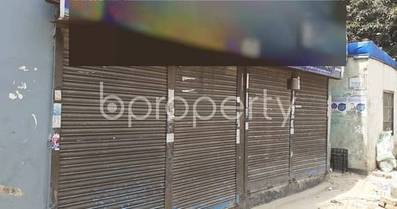 Shop for Rent in Mirpur, Dhaka - 100 Sq Ft shop Is Available to Rent in Mirpur nearby Paikpara Jame Masjid