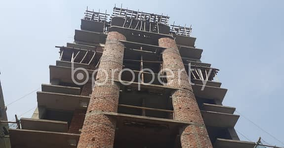 3 Bedroom Apartment for Sale in Adabor, Dhaka - Offering You A 1520 Sq Ft Nice Flat For Sale In North Adabor Near One Bank