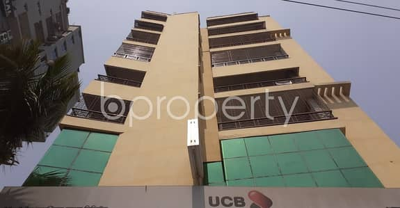Office for Rent in Shyamoli, Dhaka - An Office Space Of 1600 Sq. Ft Is Vacant For Rent In Shyamoli Near To Adabar Police Station