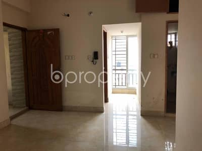 2 Bedroom Apartment for Sale in Dakshin Khan, Dhaka - An Apartment of 920 SQ FT Is Ready For Sale At Dakshin Khan, Near Faydabad Model High School
