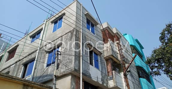 2 Bedroom Flat for Rent in 7 No. West Sholoshohor Ward, Chattogram - 950 SQ FT flat is now Vacant to rent in Sholoshohor close to Sholoshohor Jame Masjid