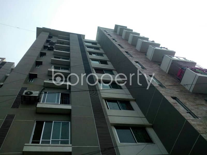 This 1370 Sq. Ft Apartment For Sale In South Khulshi Near Port City International University.