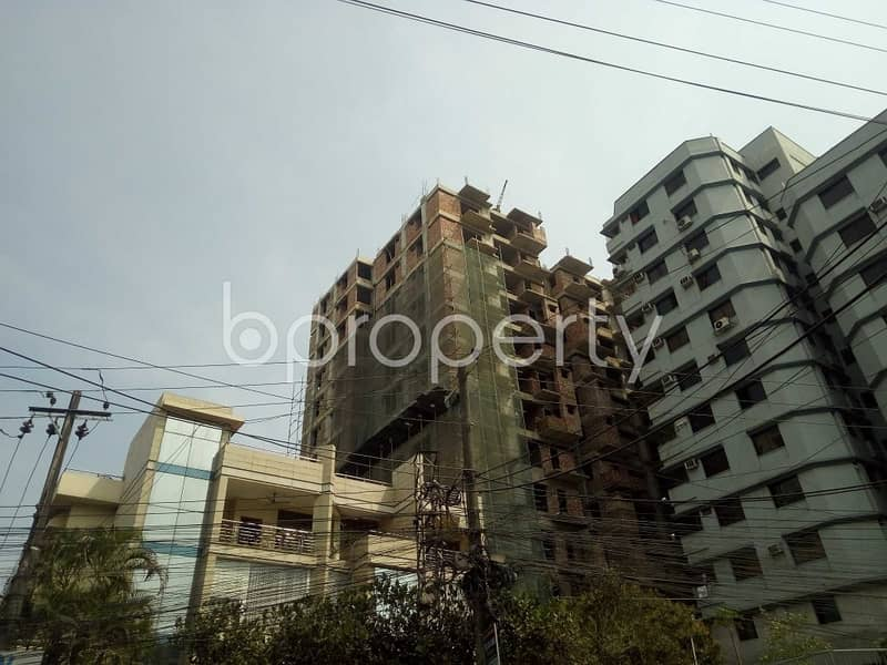 At Panchlaish, 1692 Sq. Ft Flat For Sale Close To Dutch-bangla Bank Limited