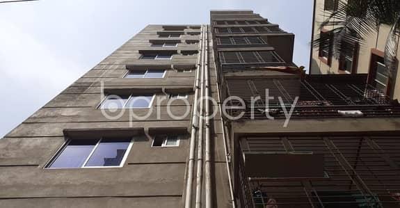 বিক্রয়ের জন্য BAYUT_ONLYএর ফ্ল্যাট - দক্ষিণ খান, ঢাকা - Flat For Sale In North Azampur, Dakshin Khan