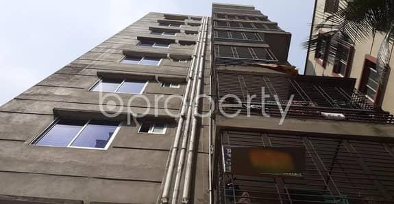 বিক্রয়ের জন্য BAYUT_ONLYএর ফ্ল্যাট - দক্ষিণ খান, ঢাকা - Situated In North Azampur, A 1150 Sq Ft Apartment Is Up For Sale.
