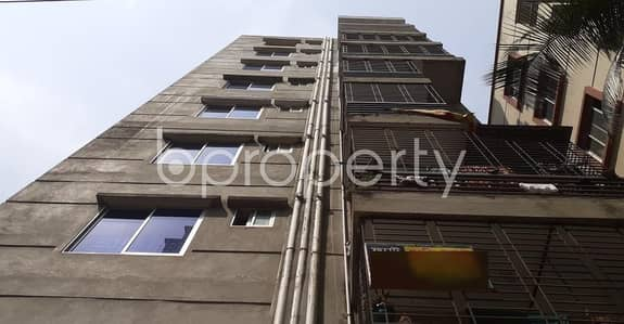 বিক্রয়ের জন্য BAYUT_ONLYএর অ্যাপার্টমেন্ট - দক্ষিণ খান, ঢাকা - Start A New Home, In This, 1150 Sq Ft Flat For Sale In North Azampur.