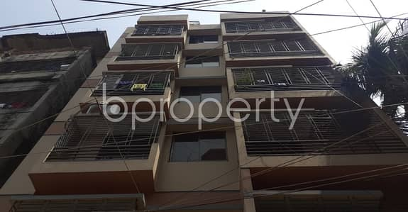 ভাড়ার জন্য BAYUT_ONLYএর ফ্ল্যাট - শ্যামলী, ঢাকা - A Nice And Comfortable 800 Sq Ft Flat Is Up For Rent In Shyamoli Nearby Dhaka Central International Medical College & Hospital