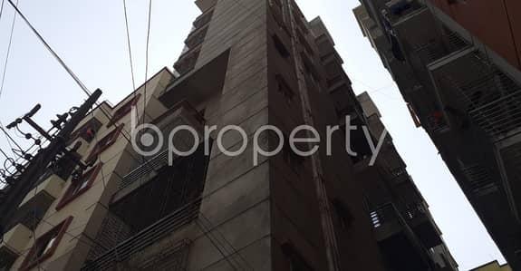 3 Bedroom Flat for Sale in Dakshin Khan, Dhaka - 1200 Sq. Ft Apartment For Sale In North Azampur Near Baitul Haq Jame Masjid