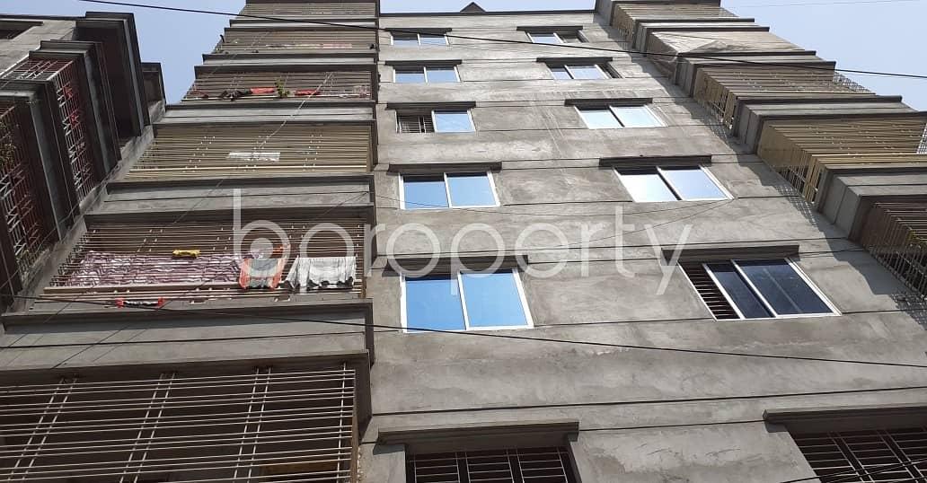 A Ready 700 Sq. ft Apartment For Rent In Tongi Bazar Near Amjad Girls School.