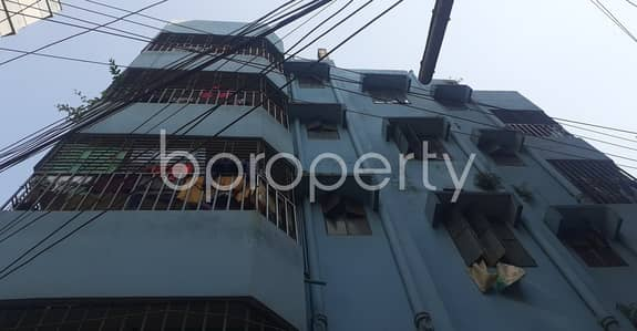 2 Bedroom Apartment for Rent in Ibrahimpur, Dhaka - A well-constructed 820 SQ FT flat is ready to Rent in Ibrahimpur close to Ibrahimpur Central Mosque
