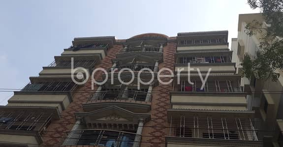 3 Bedroom Flat for Rent in Bashundhara R-A, Dhaka - An Apartment Is Ready For Rent At Bashundhara R-A , Near Sunflower School And College.
