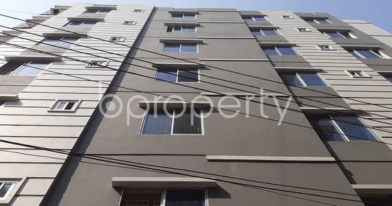 বিক্রয়ের জন্য BAYUT_ONLYএর ফ্ল্যাট - মিরপুর, ঢাকা - 1170 Sq. ft Flat In Dakkhin Paikpara For Sale.