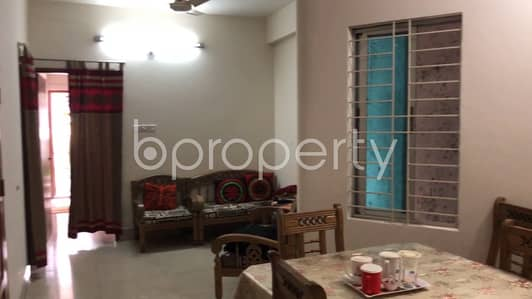 Convenient Flat Is Prepared For Sale In Tajmahal Road Nearby Medhakunja Model School And College