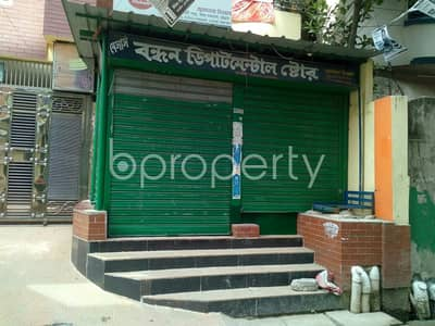Shop for Rent in Double Mooring, Chattogram - 130 Sq. ft Commercial Shop Is Ready To Rent At Uttara Residential Area.