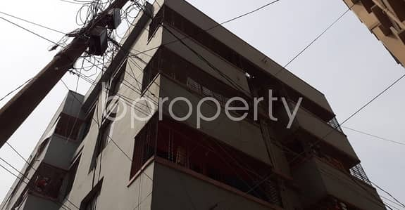 800 Sq Ft Reasonably Priced Residential Flat Is Ready For Rent In Gazipur Sadar Upazila.