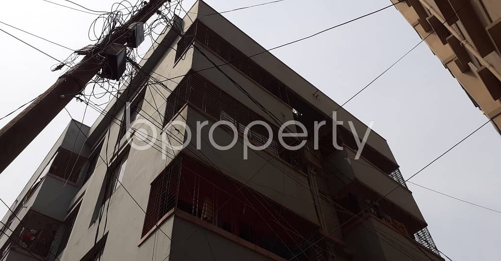 A Nice Flat With Two Bedroom Is Up For Rent In Gazipur Sadar Upazila Near Tek Vararia Masjid