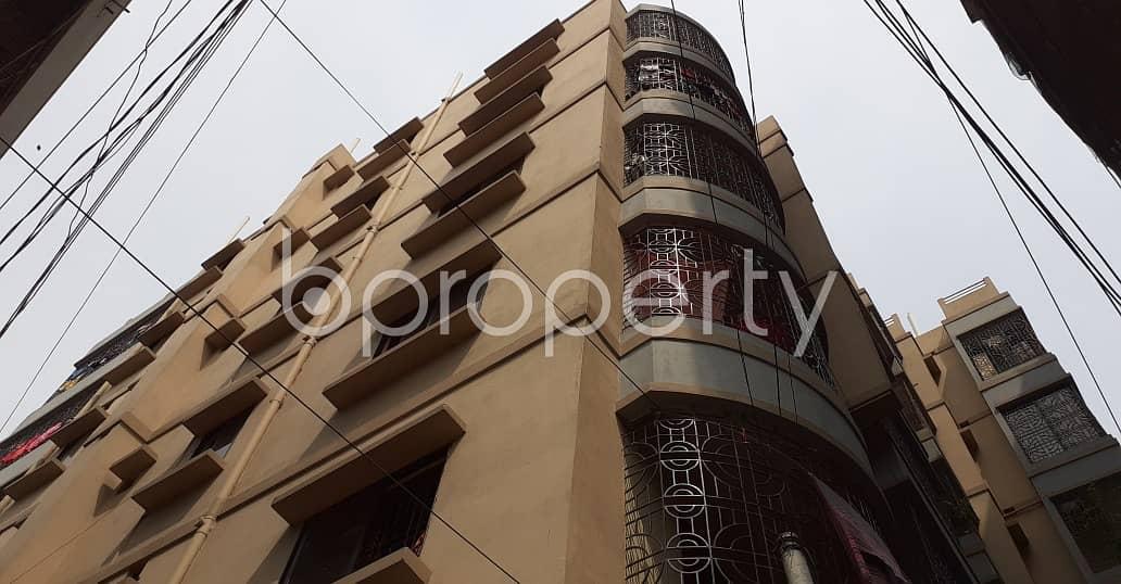 Rent This 800 Sq Ft, Flat At Gazipur Sadar Neighboring Baitus Salam Jam-e-mosque