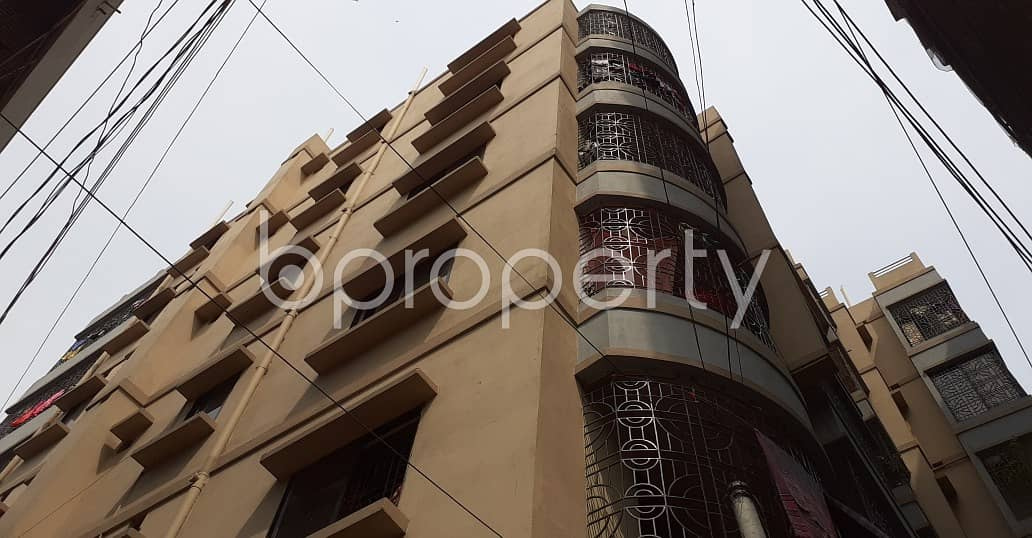 700 Sq Ft Flat Can Be Found In Gazipur Sadar For Rent, Near Baitus Salam Jam-e-mosque
