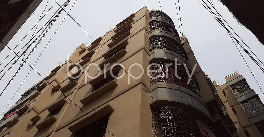 This Flat Has 2 Bedroom Is Up For Rent At Gazipur Sadar Nearby Mariali Westpara Jame Mosque