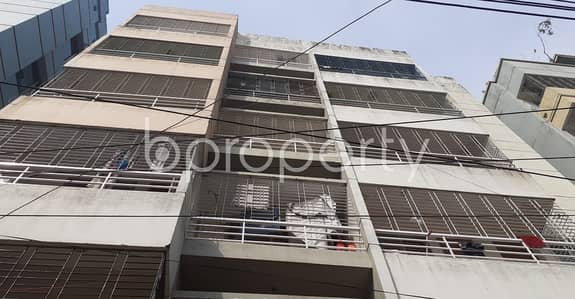 2 Bedroom Apartment for Rent in Adabor, Dhaka - Check This 850 Sq. Ft Apartment Which Is Up To Rent At Adabor Near Baitul Aman Housing Society Jame Mosque.
