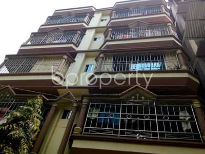 2 Bedroom Flat for Rent in Bayazid, Chattogram - Close To Kunjachaya Jame Masjid , An Apartment For Rent Is Available In Kunjachaya Residential Area.