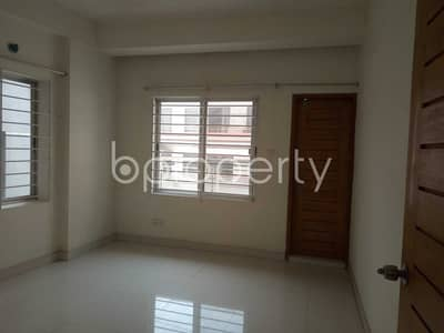 3 Bedroom Flat for Rent in Niketan, Dhaka - Lovely Apartment Covering An Area Of 1400 Sq Ft Is Up For Rent In Niketan Near Niketan Central Jame Mosjid