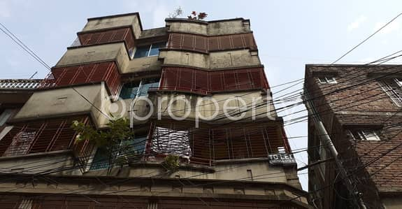 2 Bedroom Flat for Rent in Mohakhali, Dhaka - This Ready Apartment At Mohakhali , Near Mohakhali Model High School Is Up For Rent.