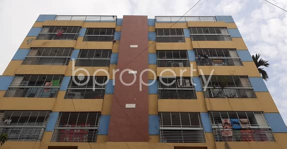 3 Bedroom Flat for Sale in Hatirpool, Dhaka - At Central Road, 2300 Square Feet Apartment Is Up For Sale Nearby Dhanmondi Ideal College