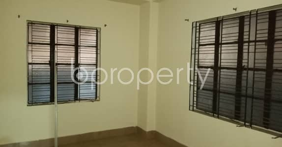 1 Bedroom Flat for Rent in Double Mooring, Chattogram - Visit This 600 Sq Ft Flat For Rent In Mousumi R/a Nearby Tanzimul Ummah Girls'madrasah