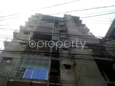 3 Bedroom Flat for Sale in Badda, Dhaka - A 1165 Sq. ft Apartment For Sale In Middle Badda Near Baitul Abedin Jame Masjid