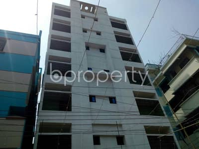2 Bedroom Flat for Rent in Bayazid, Chattogram - 950 Sq Ft Convenient Apartment For Rent In Kunjachaya R/a Near Kunjachaya Jame Masjid