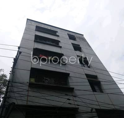 2 Bedroom Apartment for Rent in Kuril, Dhaka - A 750 Sq. Ft. Flat For Rent Close To Kazi Bari Masjid At Kuril Is Up For Its New Tenant